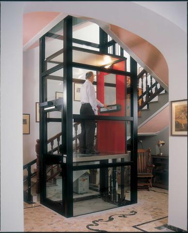 Лифт в котедж