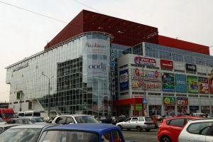 2009 год. Торговый центр