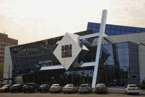 2012 год. Бизнес-центр