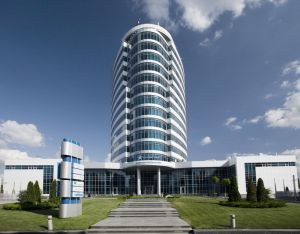 2007 год. Комплекс зданий